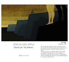 """""""Le Cap"""" en Mots & Image (Toni Demuro) Photographic Print"""