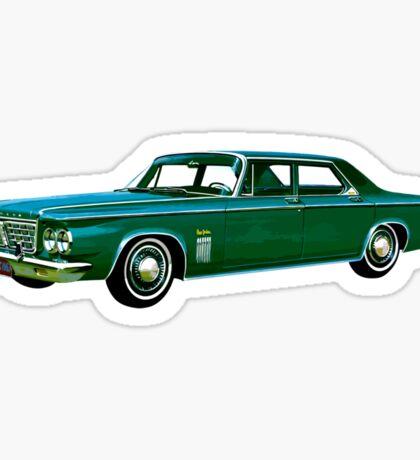 1963 Chrysler New Yorker Sticker