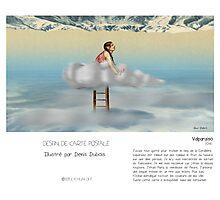 """""""Valparaiso"""" en Mots & Image (Denis Dubois) Photographic Print"""