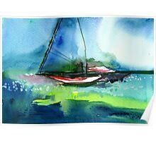 Sailing 2 Poster