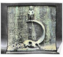 Around the Fountain by Gustav Vigeland  (1) Poster