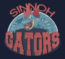 Sinnoh Gators One Piece - Short Sleeve
