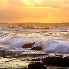 Sunrise in Hawaii 2 2013 by Maureen Clark