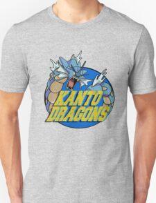 Kanto Dragons, Gyarados Unisex T-Shirt