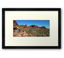 Palm Valley, Northern Territory, Australia Framed Print