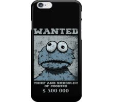 Wanted... iPhone Case/Skin