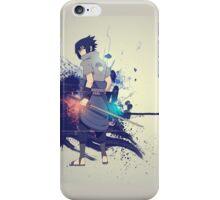 Sasuke Uchiwa iPhone Case/Skin
