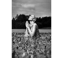 Surfacing Photographic Print
