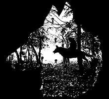 Mononoke Forest by KAMonkey