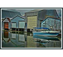 Boat Photographic Print