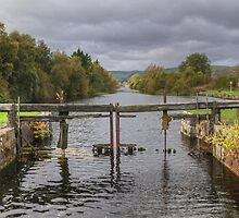 The Lock Gates Revisited by Jamie  Green
