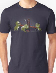 Monster Limbo Party Unisex T-Shirt