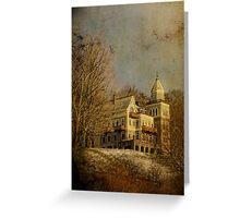 Forstmann Castle Greeting Card