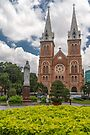 Notre Dame by Werner Padarin