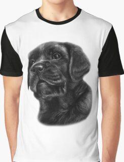 Labrador Puppy Graphic T-Shirt