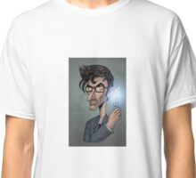 Dr who David Tenant  Classic T-Shirt