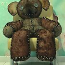 The Old and Unloved Teddy Bear by Liam Liberty