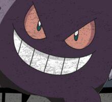 Lavender Ghouls Sticker
