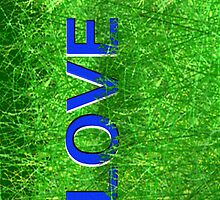 Love in the Grass 3 by Peter Grayson