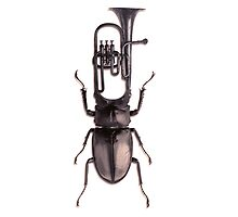 Trumpet Bug by Kitty Bitty