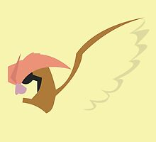 Pidgeotto by NellyMushBean