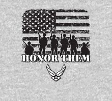 Honor Them-Air Force Unisex T-Shirt