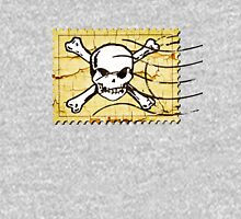 Skull Crack Stamp 2 Unisex T-Shirt