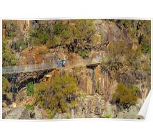 Cataract Gorge, Launceston, Tasmania #2 Poster