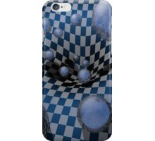 Checkered Past 1 iPhone Case/Skin