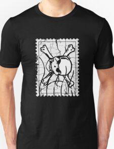 Skull Stamp Unisex T-Shirt