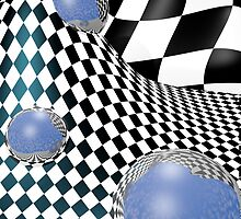 Checkered Past 4 by Peter Grayson