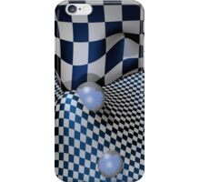 Checkered Past 5 iPhone Case/Skin