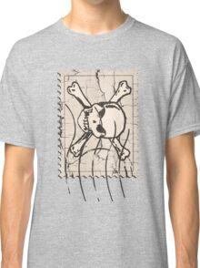 Skull Stamp 3 Classic T-Shirt