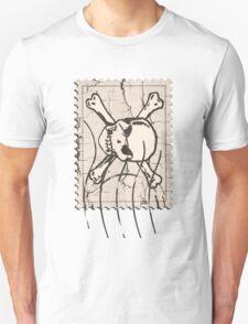 Skull Stamp 3 Unisex T-Shirt