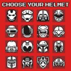 Choose Your Helmet (Red) by SamuriFerret