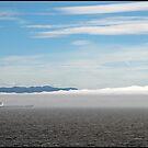 Coastal Cloud Alaska by ten2eight