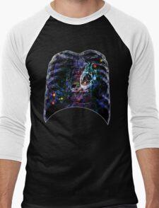 X-ray chest Men's Baseball ¾ T-Shirt