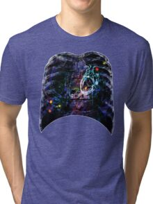 X-ray chest Tri-blend T-Shirt
