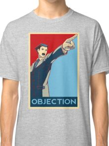 Objection - R/B Classic T-Shirt