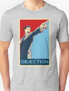 Objection - R/B T-Shirt