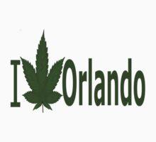 0157 I Love Orlando by Ganjastan