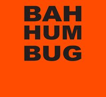 Bah Hum Bug Scrooge Christmas Charles Dickens Unisex T-Shirt