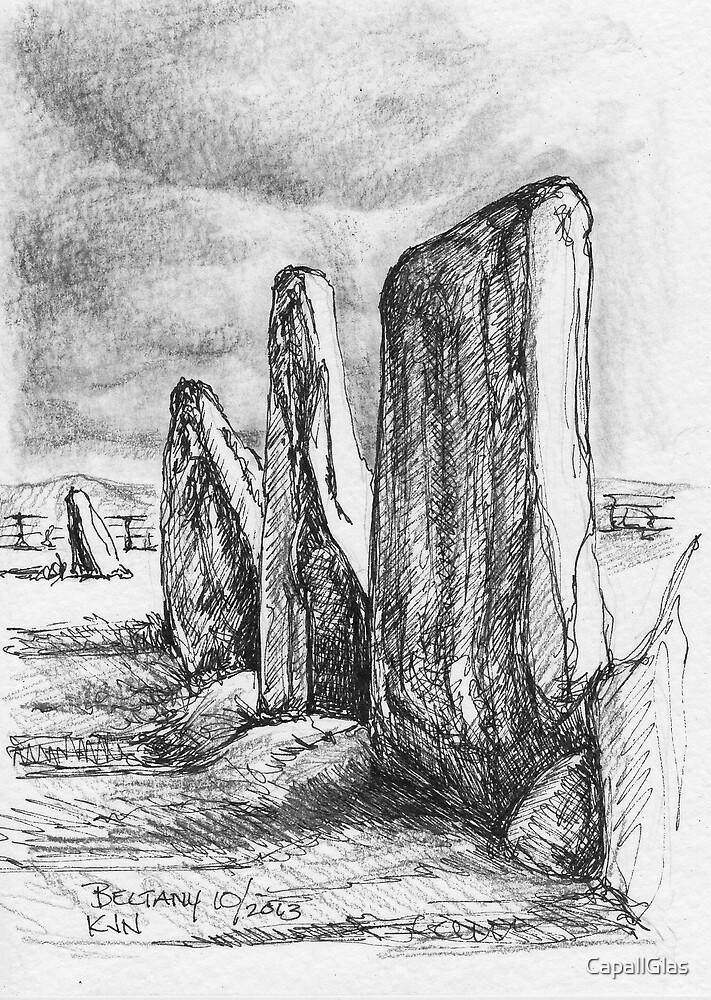 Beltany Stone Circle by CapallGlas