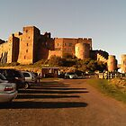 Bamburgh Castle, Northumberland by SamanthaMirosch