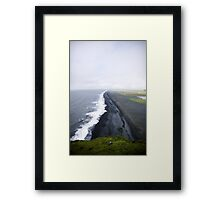 Dyrhólaey Framed Print