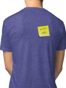 Cheesy prank Tri-blend T-Shirt