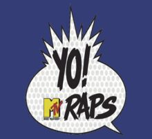 MTV YO Raps by NewTeez