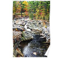 Grafton Notch State Park, Maine Poster