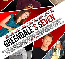 Greendale's Seven v2 by alecxps