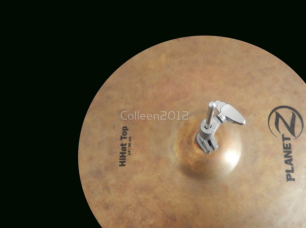 CYMBAL OF LOVE by Colleen2012